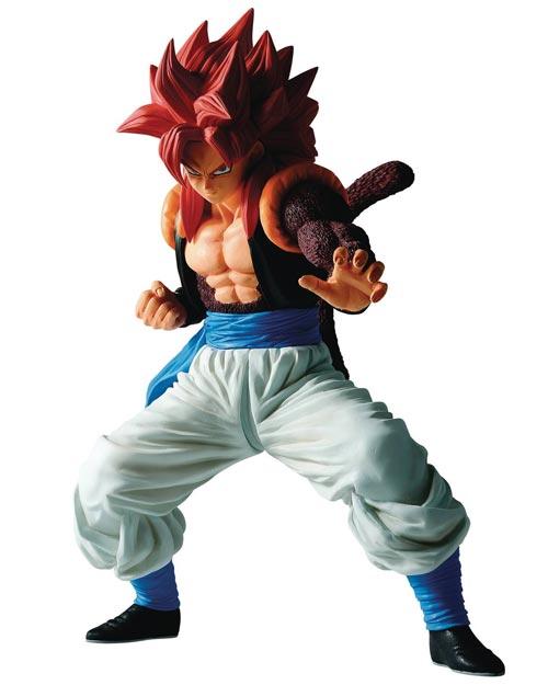 Super Dragon Ball Heroes: Super Saiyan 4 Gogeta GT Ichiban Figure