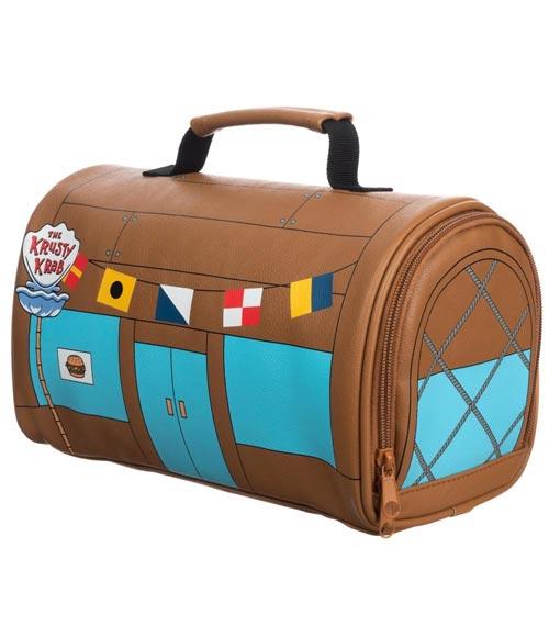 Nickelodeon Spongebob Squarepants Krusty Krab Lunch Box