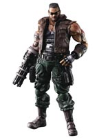 Final Fantasy VII Remake: Play Arts Kai Barret Wallace Action Figure