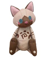 Monster Hunter World Iceborne Airou Doll Plush
