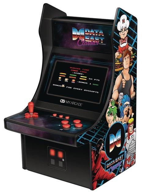 Data East Hits 10 Inch Mini Arcade Player