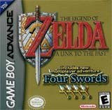 Legend of Zelda: A Link to the Past-Four Swords