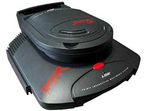 Atari Jaguar CD System