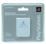 PlayStation Memory Card by Sony