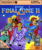 Final Zone II CD