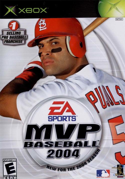 MVP Baseball 2004