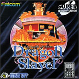 Dragon Slayer The Legend of Heroes Super CD-ROM2