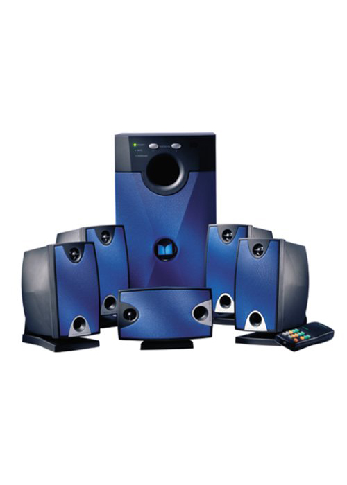 PS2 5.1 Speaker System by Monster Cable
