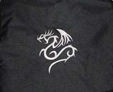 Clover White Dragon Courier Bag