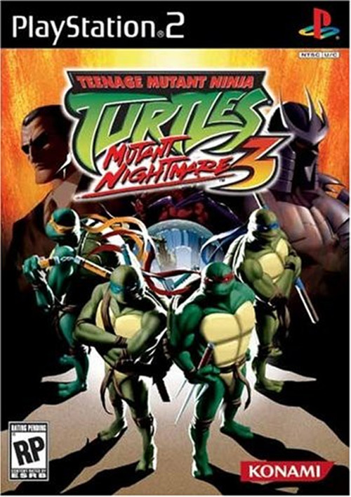 Teenage Mutant Ninja Turtles 3: Mutant Nightmare