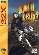 Motocross Championship / 32X