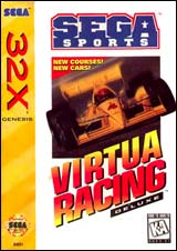 Virtua Racing Deluxe / 32X