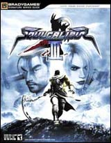 Soul Calibur 3 Official Strategy Guide