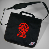 Fullmetal Alchemist Al's Blood Mark Black Messenger Bag