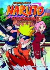Naruto Anime Profiles