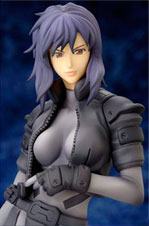 Ghost in the Shell: Motoko Kusanagi 1/7 Scale PVC Statue