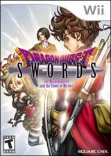 Dragon Quest Swords: The Masked Queen and Tower of Mirrors