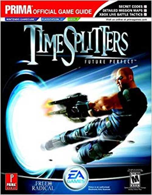 TimeSplitters Future Perfect Official Strategy Guide