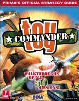 Toy Commander Official Strategy Guide Book