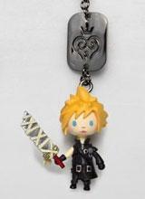 Kingdom Hearts Advent Children Cloud Mascot Strap