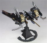 Ikaruga Fine Scale Model Kit Black