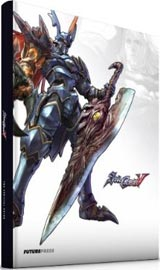 Soul Calibur V Official Collector's Edition Guide
