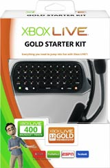Xbox 360 Live 12 Month Gold Starter Kit