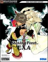 Shining Force EXA Strategy Guide