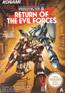 Probotector 2 Return of the Evil Forces
