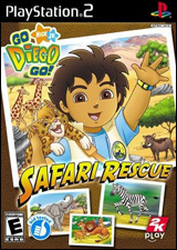 Go Diego Go Safari Rescue