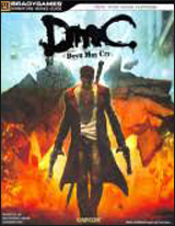 DMC Devil May Cry Official Strategy Guide