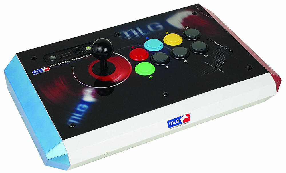 Xbox 360 MLG Atcade Fightstick Tournament Edition