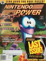 Nintendo Power Volume 118 Tonic Trouble