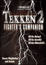Totally Unauthorized Tekken 2 Fighter's Companion