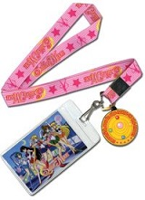 Sailor Moon: Moon Brooch Lanyard