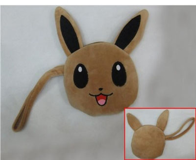 Pokemon Eevee Wristlet Purse