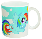 My Little Pony 11.5oz Ceramic Mug