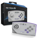 RetroN 5 Gray Bluetooth Wireless Controller