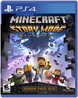 Minecraft: Story Mode Season Pass Disc