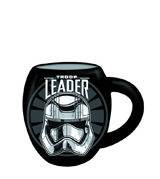 Star Wars E7 Troop Leader Logo 18oz Oval Ceramic Mug