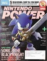 Nintendo Power Volume 232 Sonic & The Black Knight