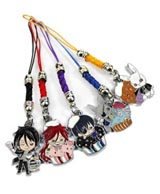 Black Butler 5 Phone Charms