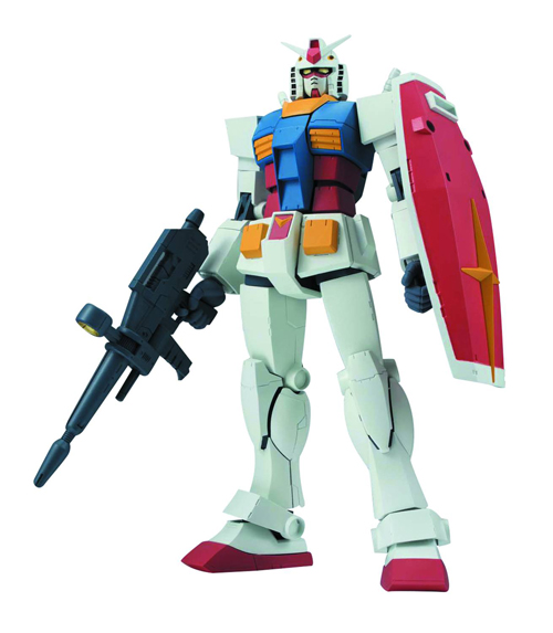Gundam Robot Spirits MSG Side MS R7-78-2 Action Figure