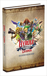 Hyrule Warriors: Legends Collectors Edition Prima Guide