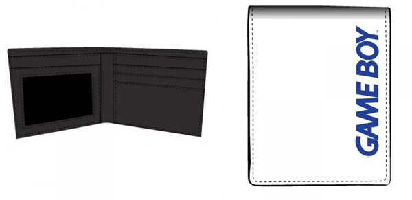 Nintendo Game Boy Bi-Fold Wallet