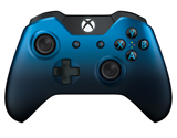 Xbox One S Wireless Dusk Shadow Controller Microsoft