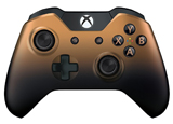 Xbox One Copper Shadow Wireless Controller Microsoft
