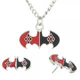 DC Comics Harley Quinn Jewelry Set