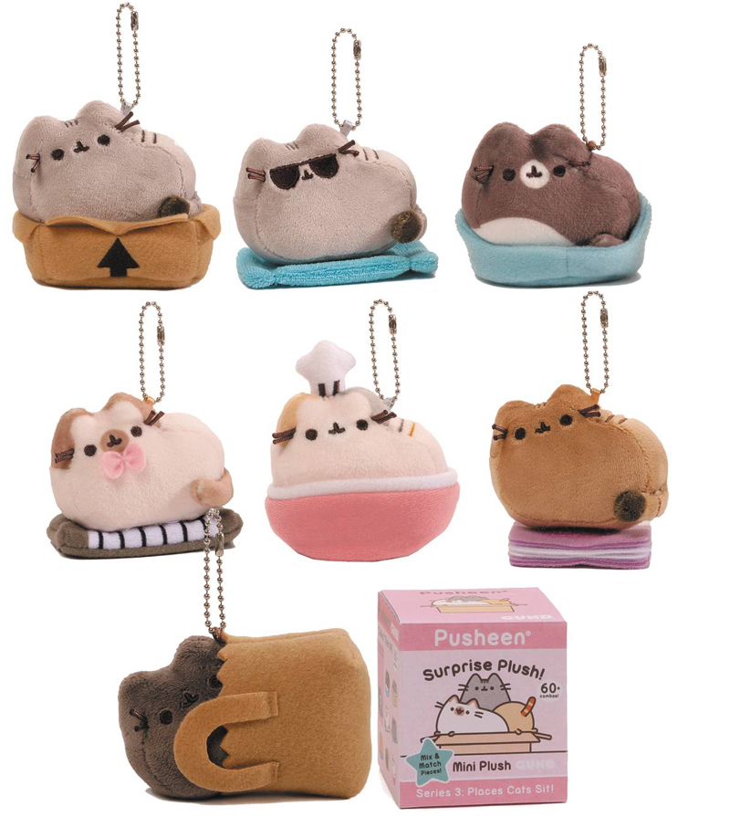 Pusheen Plush 2017 Series Plush