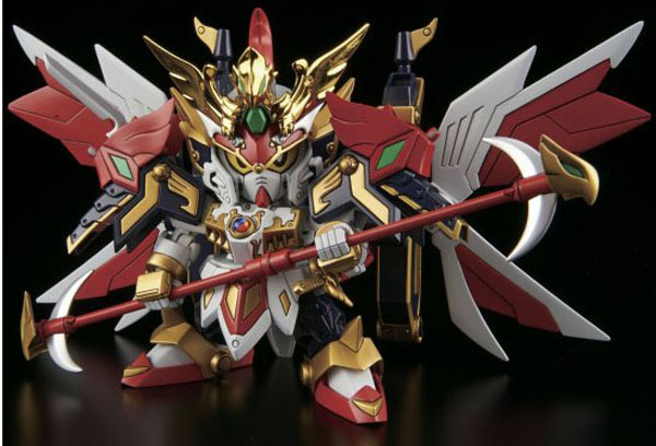 Mobile Suit Gundam Mk III Daishogun Mdl Kit Ready for battle with his powerful weapons!